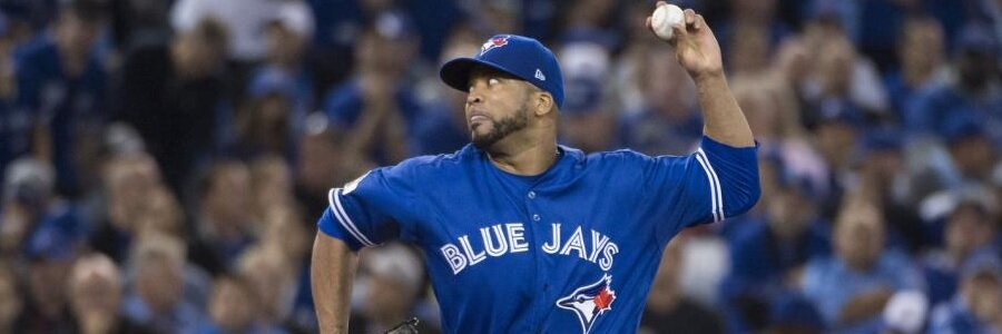 The Blue Jays are MLB betting favorites for Tuesday's matchup.