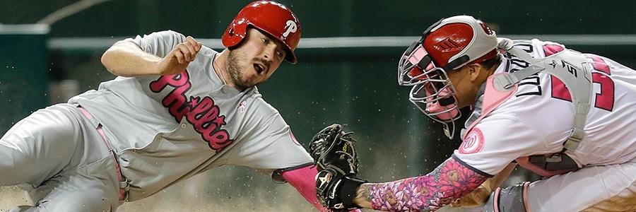 MAY 17 - Philadelphia At Texas MLB Winning Favorites