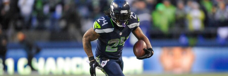 Marshawn Lynch -174½ Rushing Yards +100