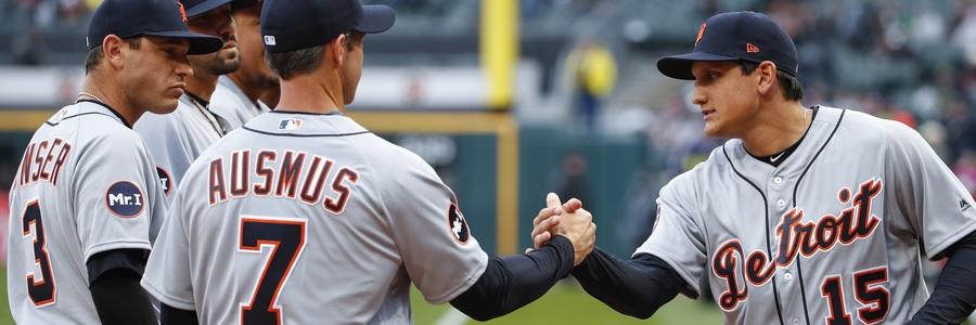 MAY 19 - Detroit At Houston MLB Betting Picks & TV Info