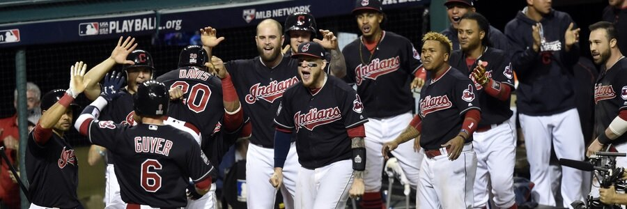 The Cleveland Indians are the 2017 MLB Playoffs favorites.