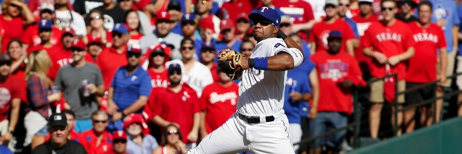 Why bet on the Texas Rangers