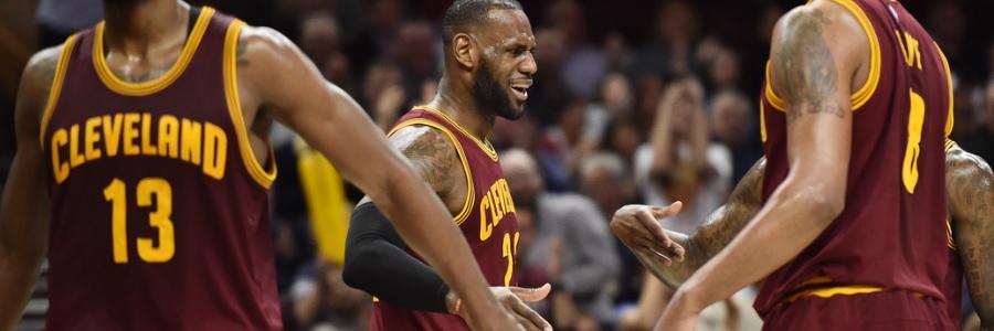 MAY 23 - 2017 NBA Finals MVP Odds & Betting Predictions