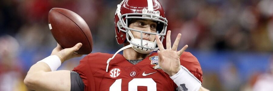 Alabama Quarterback Battle Winning Favorites