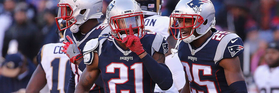 Malcolm Butler and the Patriots defense are one of the reasons why New England is the Super Bowl 52 Betting favorites.