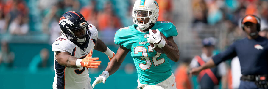 The Dolphins shouldn't be one of your NFL Week 12 picks.