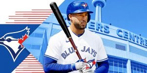 MLB Betting News & Rumors: Springer Becomes Highest Paid Blue Jay Player