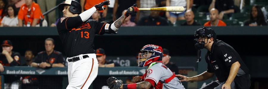 MLB Picks and Winning Favorites - August 25th