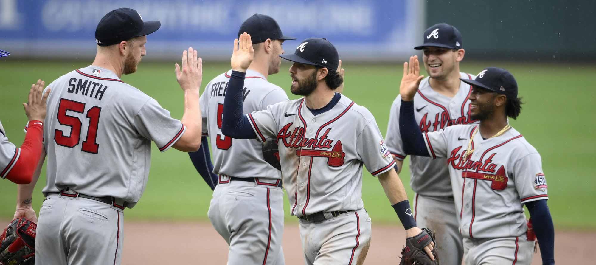 MLB Series Yankees vs Braves