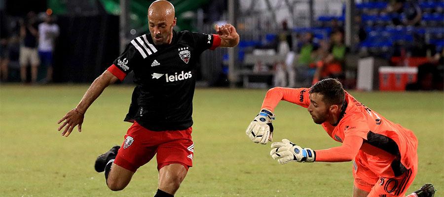 MLS Odds & Picks for July 21st Games