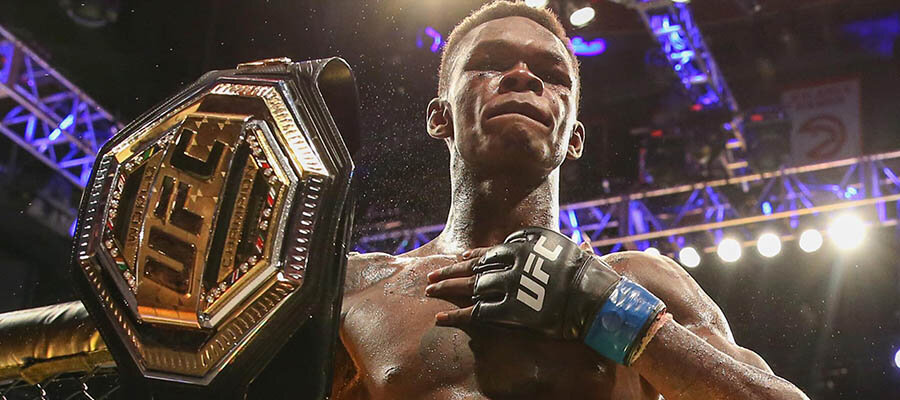 MMA News & Rumors: Israel Adesanya Looking To Defend Middleweight Title & More