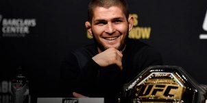 MMA News & Rumors: Will Khabib Fight Again in the UFC?