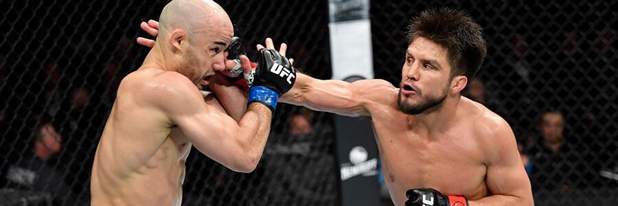 MMA UFC 249 Cruz vs Cejudo