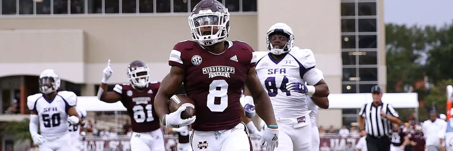 Mississippi State vs Kansas State NCAA Football Week 2 Odds & Pick.