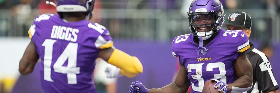 Vikings vs Packers 2019 NFL Week 2 Lines & Game Preview.