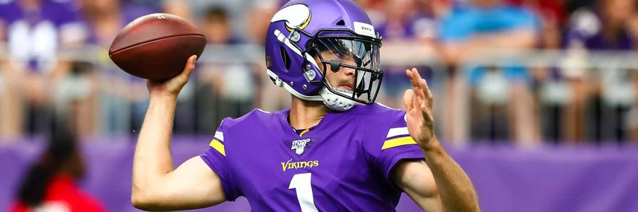 Vikings vs Bills 2019 NFL Preseason Week 4 Lines & Game Preview.