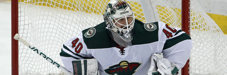 The Wild are NHL Betting favorites against the Blues.