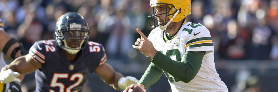 Packers vs Bears 2019 NFL Week 1 Odds & Game Preview.
