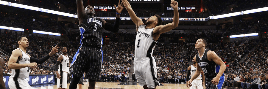 The Spurs want to prove that they can be the talk of the town too.