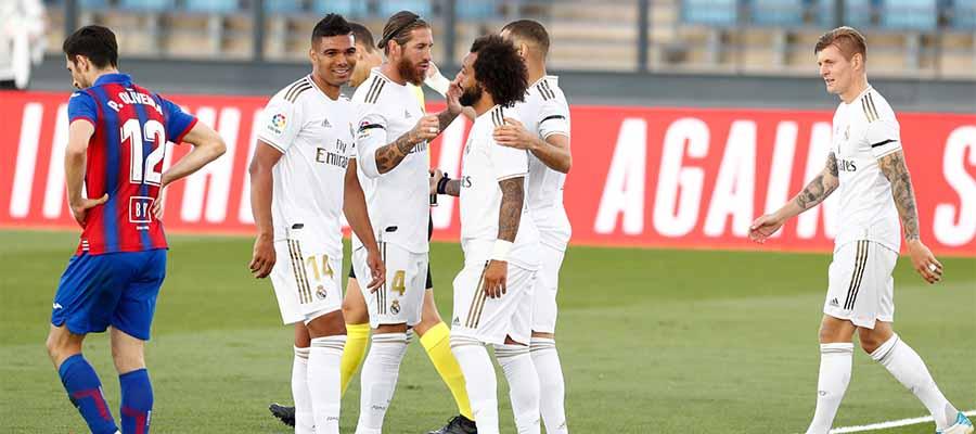 Mallorca Vs Real Madrid LaLiga Matchday 31