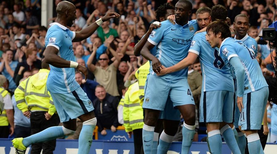 Man City vs Everton