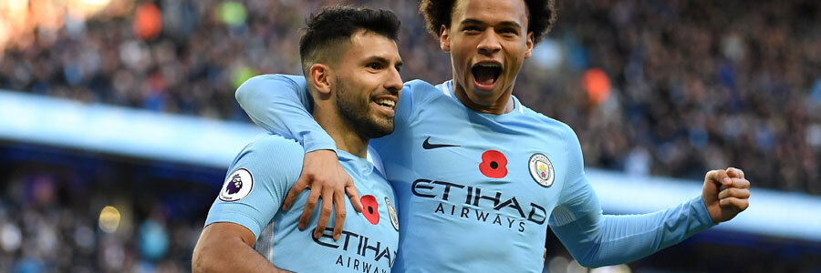 Manchester City vs. Tottenham English Premier League Odds & Pick
