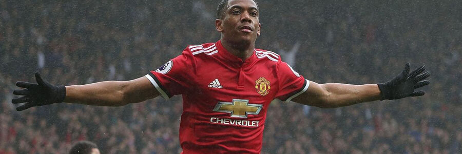 Manchester United should be one of your Soccer Betting picks of the week.