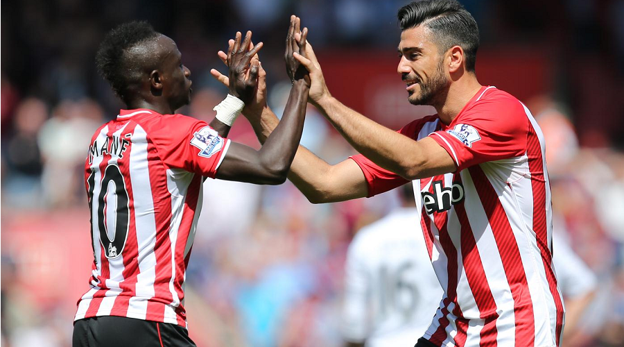 Mane and Pelle