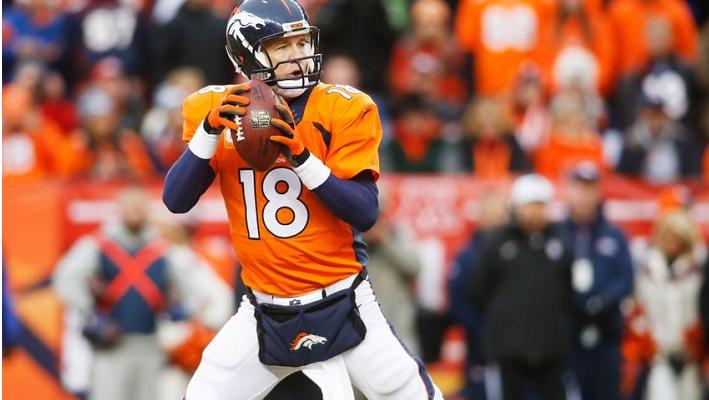 Manning Broncos Pass