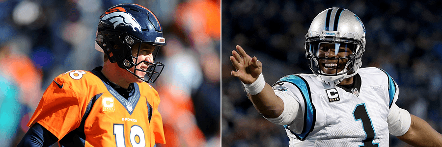 Who will win the battle of Age vs Explosiveness in Super Bowl 50?