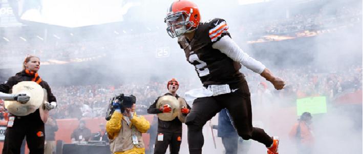 Manziel Run in Browns