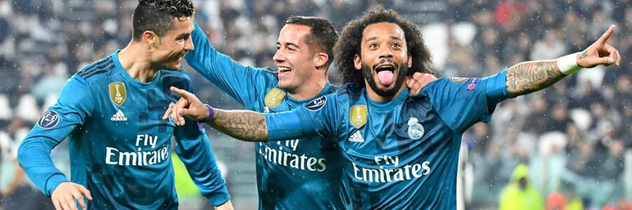 Once again, Real Madrid is the Soccer Betting favorite to win the UCL.