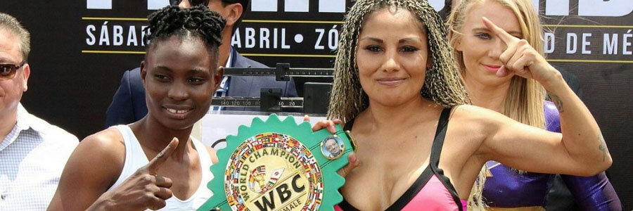 Mariana Juarez is one of the Boxing Betting favorites of the week.