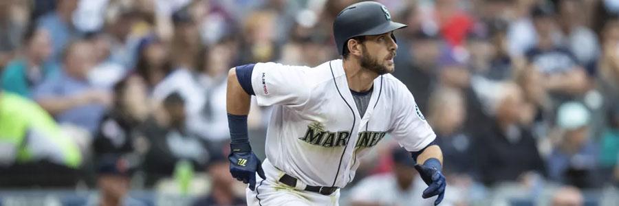 Mariners vs Astros MLB Odds, Game Info & Prediction.