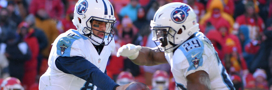 The NFL Week 13 Lines are by the Titans side.