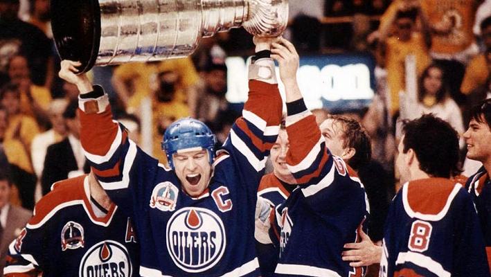 Mark Messier Oilers