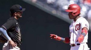Marlins vs. Nationals