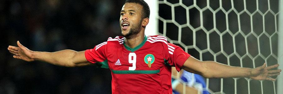 2018 World Cup Betting Preview & Pick: Morocco vs. Iran.