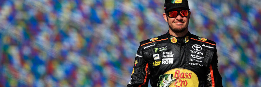 Once again, Martin Truex Jr is one of the NASCAR Betting favorites to win the 2018 Coca-Cola 600.