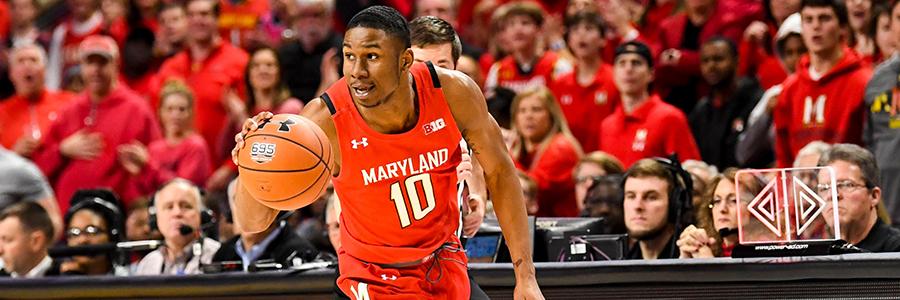 Maryland vs Michigan State NCAA Basketball Odds & TV Info