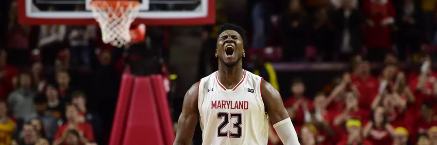 Maryland vs Iowa NCAA Basketball Betting Lines & Game Preview