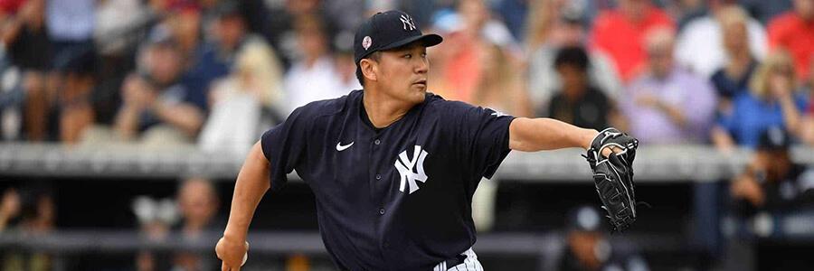 Masahiro Tanaka MLB Awards Odds & Analysis For 2020 Season