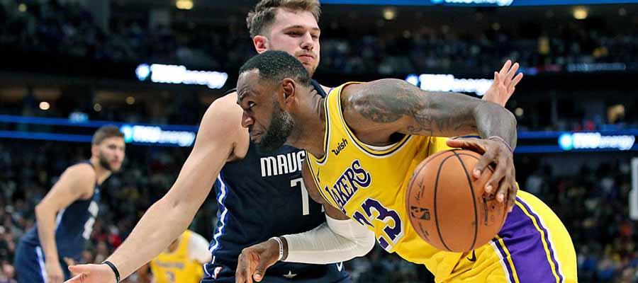 Mavericks vs Lakers