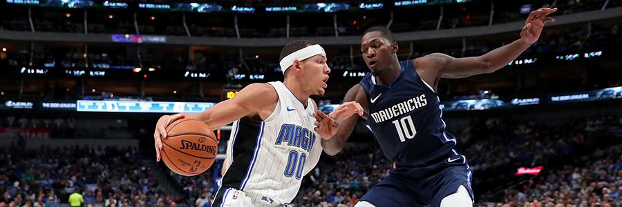Mavericks vs Magic 2020 NBA Odds, Analysis and Predictions