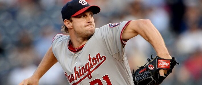 Max Scherzer's MLB Odds to Receive the NL Cy Young Award