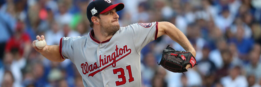 Max Scherzer is going to be the starter for the National League at the 2018 MLB All Star Game.
