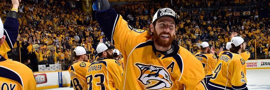 May 29 - 2017 NHL Expert Picks For Nashville At Pittsburgh Game 1