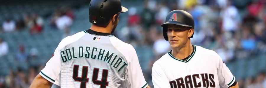 May 29 - MLB Betting Odds For Arizona At Pittsburgh