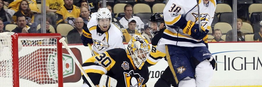 Stanley Cup Final Game 1 ATS Pick