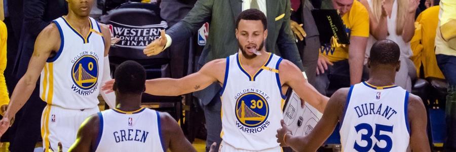 May 30 - 2017 NBA Championship Betting Analysis Where To Put Money